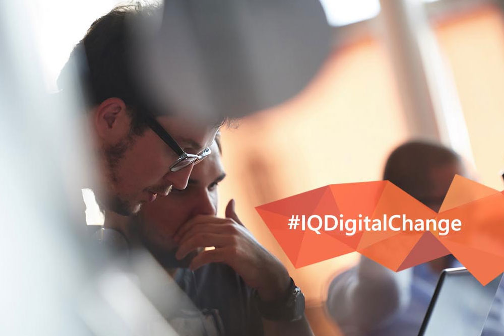 #IQdigitalchange