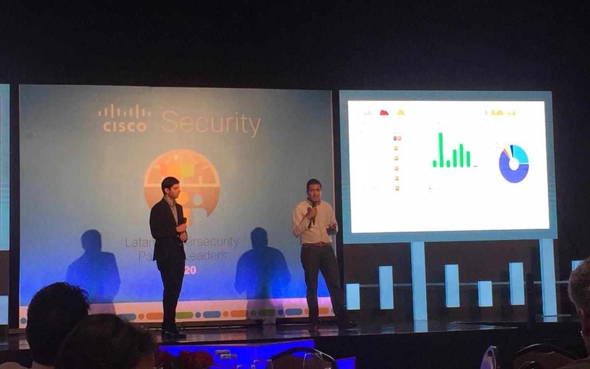 IQtek participa en Cisco LATAM Cybersecurity Partner Leaders en Colombia